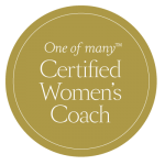 One of many Certified Womens Coach Logo